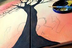Under the Big Red Roof: Art Blog Hop!