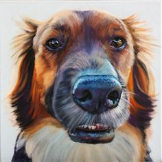 BEAUFORD, painting by artist Suzanne Berry