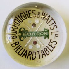 Burroughes & Watts Paper Weights