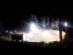 Negrorama: Tremendo recibimiento de Rosario Central frente a Boca Juniors en la Copa Sudamericana 2014
