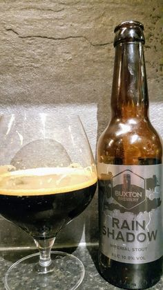 Buxton Brewery Rain Shadow Imperial Stout. Watch the video beer review here www.youtube.com/realaleguide   #CraftBeer #RealAle #Ale #Beer #BeerPorn #BuxtonBrewery #BuxtonRainShadowImperialStout #BuxtonRainShadow #RainShadowImperialStout #RainShadow #BritishCraftBeer #BritishBeer