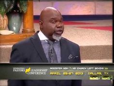 The Importance of a Right Outlook - Part 1 - Jan 6, 2013 - Join us for live streaming every sunday at 9am - http://www.tdjakes.org/watchnow