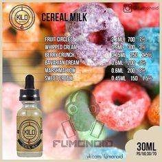 Kilo, Cereal Milk
