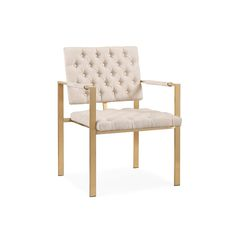 Lucille White • Lux Lounge EFR (888) 247-4411  #Glamour #White #decoration #furniture #furniturerent #rent #luxurrious #luxloungeefr #chair