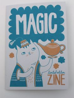 Magic Zine