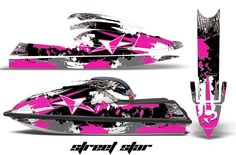 pink jet ski!!! YES PLEASE!!