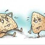 adrenal gland cartoon  http://mymenopausefix.com/adrenal-fatigue-and-menopause-weight-gain/