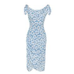 Cabrio Dress leaves - Last Season - Online Store - Lena Hoschek Online Shop