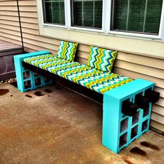 Decoration. Wonderful And Also New Cinder Block Bench Blended With Amazing Our Cinder Block Bench Cinder Block Bench Pinterest. 23 Sweet Cinder Block Bench