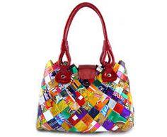 reciclable materials fashion - Google Search