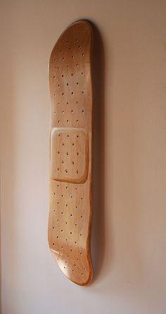 Band-Aid Skateboard Deck.