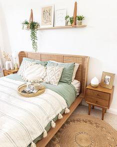 Room Design Bedroom, Room Ideas Bedroom, Home Decor Bedroom, Bedroom Inspo, Cozy Room, Aesthetic Bedroom, Dream Rooms, My New Room, House Rooms