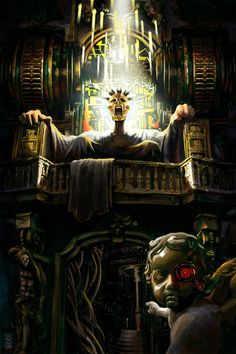 1000 images about god emperor of man on pinterest emperor the