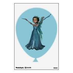#Little #Fairy #Wall #Graphics