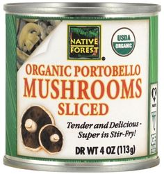 Native Forest Organic Sliced Portobello Mushrooms, 4-Ounce Cans (Pack of 12) Native Forest http://www.amazon.com/dp/B005EX6N2M/ref=cm_sw_r_pi_dp_YPykvb1V49TBV