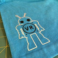 New Robot t-shirts are getting ready for spring.