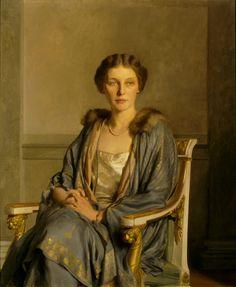 Edith Teresa Hulton - Gerald Kelly  1923