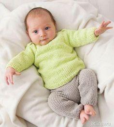 вязаный костюмчик для малыша, вязание, вязание для девочек, вязание для детей, вязание для мальчиков, вязание для новорожденных, вязание спицами