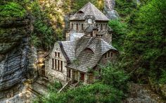 Wildly romantic House II by pingallery on DeviantArt
