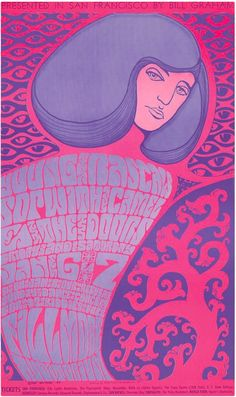 resented in San Francisco by Bill Graham The Young Rascals Sopwith Camel / The Doors January 1967 @ Fillmore Auditorium - San Francisco © 1967 Wes Wilson Poster Art, Retro Poster, Kunst Poster, Art Posters, Hippie Posters, Rock Posters, Music Posters, Psychedelic Rock, Psychedelic Posters