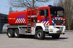 Brandweer Hellendoorn MAN TGA26.310 tankwagen. Foto: Marcel Sloover.