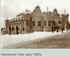 Humewood Cafe early 1900s Port Elizabeth South Africa, Mansions, House Styles, City, Om, History, Vintage, Mansion Houses, Villas