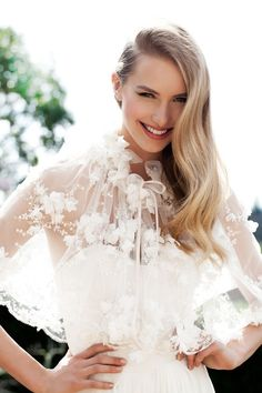 Wedding Trends 2014: Chic Spring / Summer Cover Ups | Capes | Cloaks | Shawls & Wraps - Wedding Inspiration & Ideas | UK Wedding Blog: Want That Wedding - Wedding Inspiration & Ideas | UK Wedding Blog: Want That Wedding