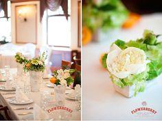 оформление свадьбы цветами фото #wedding #decor #flowers
