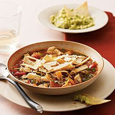 Did you know it's National Soup Month? Here are 12 healthy soup recipes to keep you warm and satisfied.