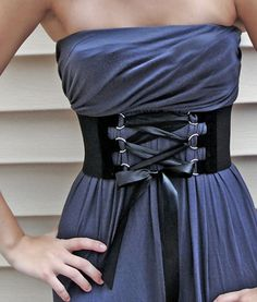 This belt goes with nothing I own, but I want it anyways! Where there's a will, there's a way