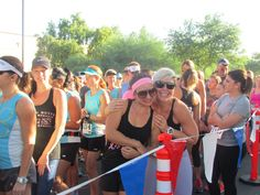Thank you to the Chandler #Lululemon Crew!! #bustingbuttstosavebreasts #breastcancer #STSgetfit #ScottsTrainingSystems