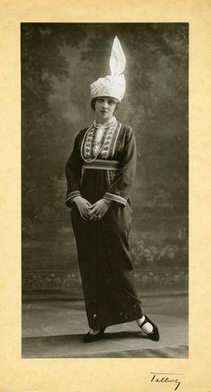 Les Arts Décoratifs - Site officiel - Photographies du Studio Talbot - Photographie du Studio Talbot, Paris, vers 1911-1920