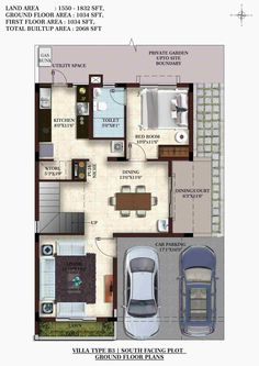 2 Bedroom Floorplan 800 Sq Ft North Facing House Plan East Facing