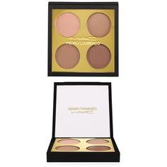 Pedro Lourenco for MAC Nude Eyeshadow Palette (Limited Edition) found on Polyvore