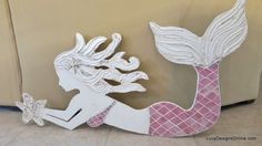 Large Mermaid Wood Cut Out - Bing Images