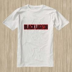 Black Lagoon 05W #BlackLagoon  #Anime #Tshirt