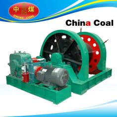 JZ series sinking winches are used in coal mine, metal mine, non-metallic mine for hanging the swaying tray, water pump, air compressor, grouting tube, wind-cone and other excavation facilities, also can use for hanging heavy loads on surface and underground. mine winch with hydraulic thrust Failsafe brake for mine shaft lifting and pulling. variable speed , local contril and radio remote control..