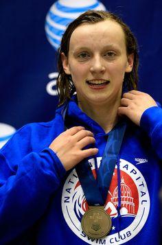 Katie Ledecky Photos - AT&T Swimming Winter National Championships - Zimbio