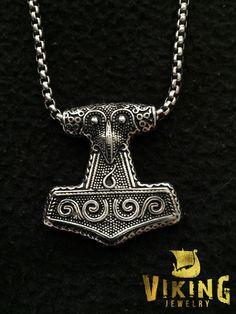 Norse Mjolnir Viking Thor Hammer