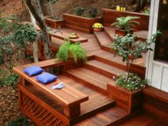 Awesome deck idea