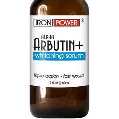 Alpha Arbutin  Whitening Serum Skin Lightener Cream, 2oz * See this great product. (Note:Amazon affiliate link) #SkinCaredarkspots