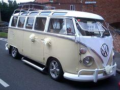VW Samba by VW Escape