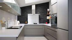amenagement cuisine en U Westminster, Malta, Ontario, Cloud Kitchen, Modern Decor, Tricks, Home Remodeling, Kitchen Remodel, Kitchen Decor