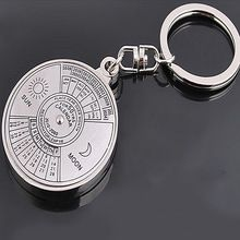 Cheap key chain ring, Buy Quality keyring keychain directly from China key  chain Suppliers  50 Years Perpetual Calendar Keyring Keychain Silver Alloy  Key ... 41da719a61