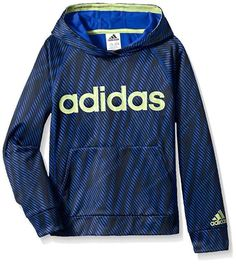 1170c6ad5d8e Adidas Big Boys  Athletic Pullover Hoodie
