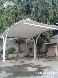 Free Standing Carport Boat Shelter Swimming Pool Hot Tub Cover Awning Super Car Awnings & Canopies Garden Structures & Shade