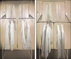 Pull Down Closet Rod   Do You Have A Loft Style Apartment With A Very High  Cupboard Or Cannot Reach The Top Of Your Cabinet Easily; Pull Down Closet  Rod Co