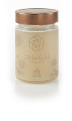 White Gold Honey goes great in any warm tea. Last forever, if you stop eating just out of the jar.