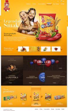 Lajkonik / Adam Łazorko / #lajkonik #food #orange #slider