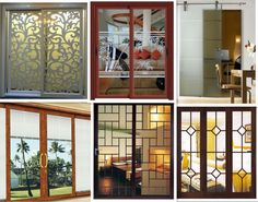 Modern design aluminum veranda sliding door